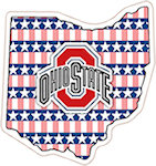 State of Ohio Magnets